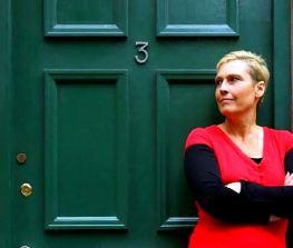 Green Door-001